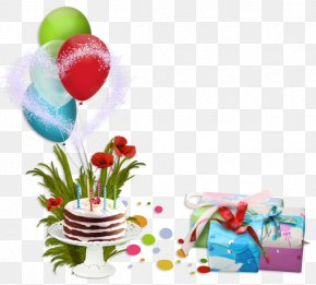 Birthday Decorative Elements - Birthday Cake Happy Birthday To You Party PNG