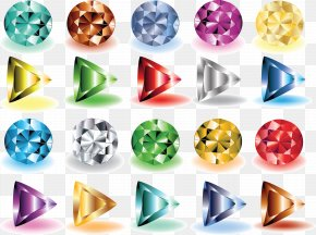 Diamond - Euclidean Vector Diamond Gemstone Clip Art PNG