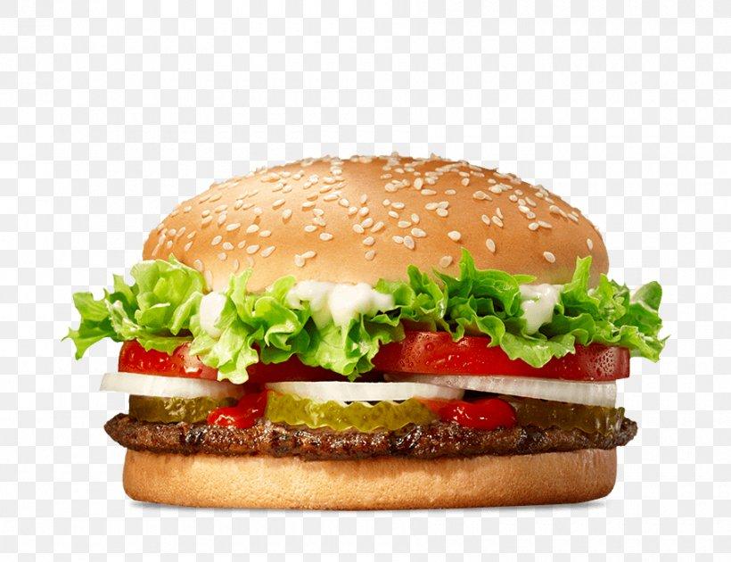 Whopper Hamburger Cheeseburger Fast Food KFC, PNG, 900x692px, Whopper, American Food, Big Mac, Blt, Breakfast Sandwich Download Free