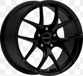 Alloy Wheel - Car Alloy Wheel Tire Rim Spoke PNG