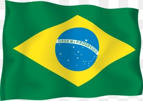 Flag - Flag Of Brazil Flags Of The World National Flag PNG
