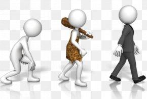 Human Evolution Clip Art Women PNG