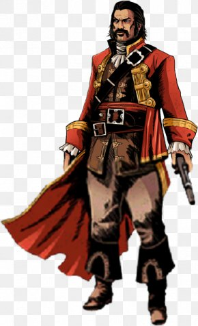Pirate - Samuel Bellamy Assassin's Creed IV: Black Flag Assassin's Creed: Pirates Assassin's Creed II PNG