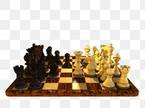 Chess - Chess Titans Chessboard Board Game PNG
