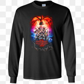 Season 2 Stranger Things: The Game Eleven Television Show PosterStranger Things Bluza - Stranger Things PNG