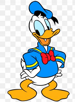 Disney - Donald Duck PNG