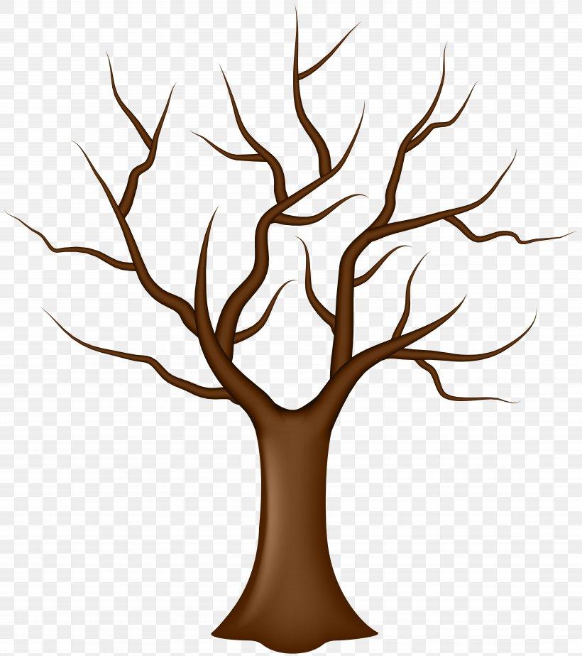 Tree Leaf Clip Art, PNG, 7098x8000px, Tree, Antler, Branch, Clip Art, Flower Download Free