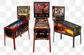 Kiss - Kiss The Pinball Arcade Arcade Game Stern Electronics, Inc. PNG