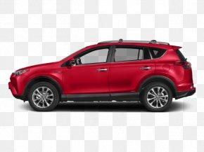 Toyota - 2018 Toyota RAV4 Hybrid Limited Sport Utility Vehicle 2018 Toyota RAV4 XLE 2018 Toyota RAV4 Limited PNG