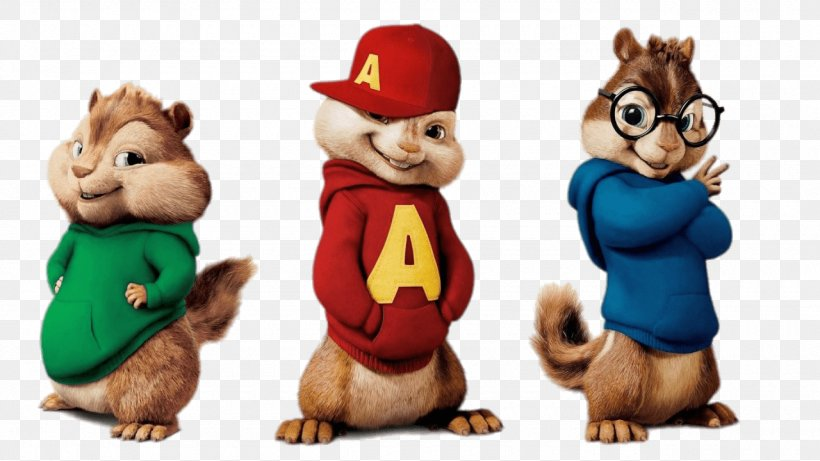 Alvin And The Chipmunks In Film Alvin Seville Theodore Seville Simon Png 1280x720px Alvin And The