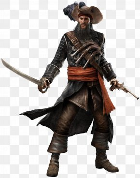 Assassins Creed - Assassin's Creed IV: Black Flag Assassin's Creed III Edward Teach Video Game PNG