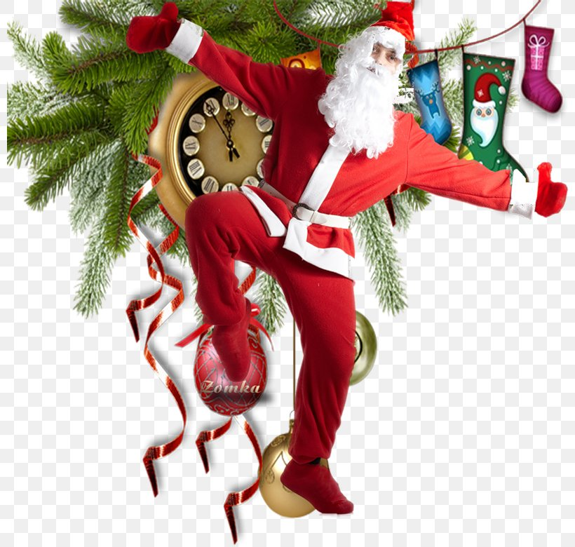 Christmas Ornament Santa Claus Ded Moroz New Year Snegurochka, PNG, 800x780px, Christmas Ornament, Christmas, Christmas Decoration, Ded Moroz, Event Download Free