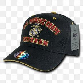 United States - United States Marine Corps Marines Baseball Cap PNG