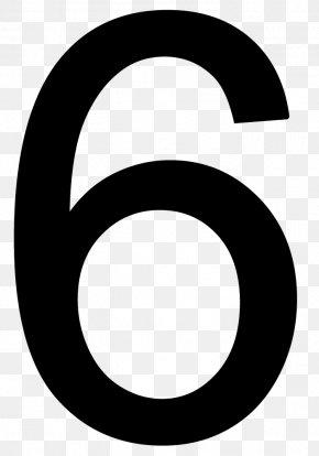 6 Image - Black And White Circle Pattern PNG