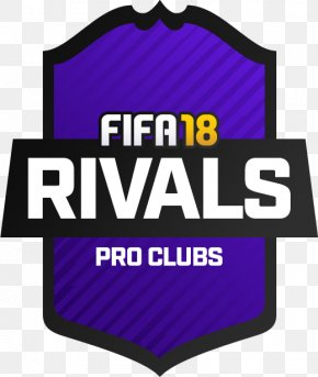 Rivalscom - FIFA 18 Video Game Brand Logo Electronic Sports PNG