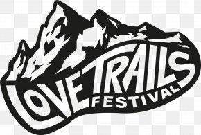 Spring Festival Golden Week - Love Trails Festival Logo Film Festival Brand PNG