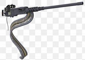 Machine Gun - Call Of Duty: World At War Weapon M1919 Browning Machine Gun Firearm Minigun PNG
