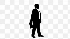 Man Standing - Public Relations Human Behavior Brand Black And White PNG