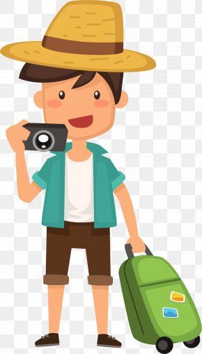 Tourists Take Photos - Travel Vacation Package Tour Tourism Taxi PNG