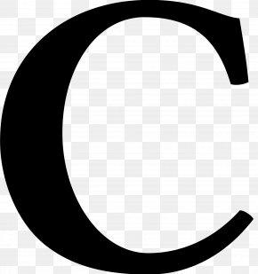 Letter C - Letter Case Script Typeface Font PNG