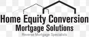 Fixed-rate Mortgage - Reverse Mortgage Mortgage Loan Home Equity Logo Brand PNG