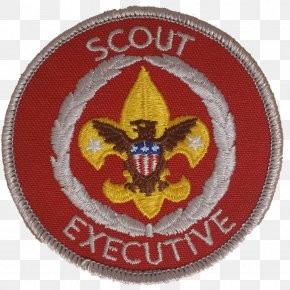 Boy Scouts Amer Lasalle Council - Boy Scouts Of America Scouting United States Marine Corps Chief Scout Executive Embroidered Patch PNG