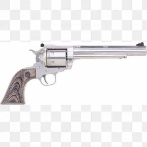 Revolver Trigger Gun Barrel Firearm Ruger Vaquero PNG
