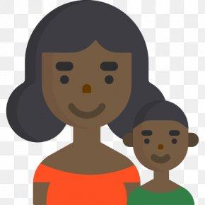 Mother Days People - Clip Art Nose Illustration Human Behavior Communication PNG