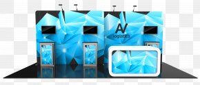 Exhibtion Stand - Trade Show Display Art Modular Design Exhibit Design PNG