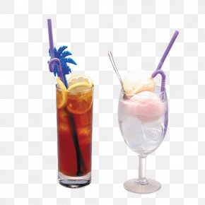Drink - Ice Cream Soft Drink Iced Tea Juice PNG