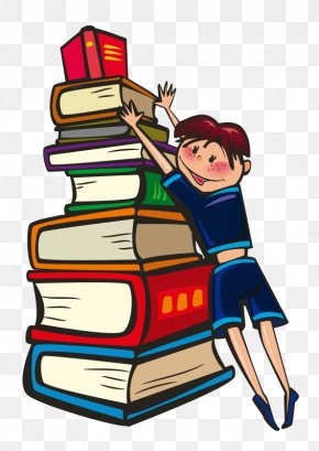 Cliparts Schoolbooks - School Teacher Free Content Clip Art PNG