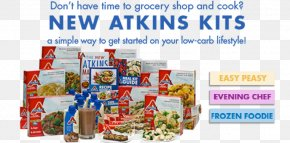 Low Carb Diet - Atkins Diet Low-carbohydrate Diet Food Meal PNG