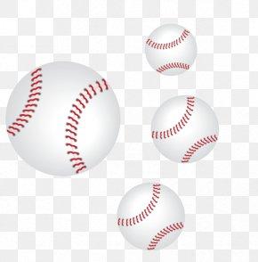 Vector Baseball Material - Baseball Sport Basketball Softball PNG