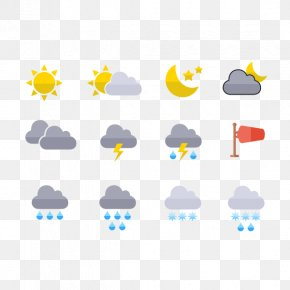 Mini Weather Icon Design - Icon Design Weather Icon PNG