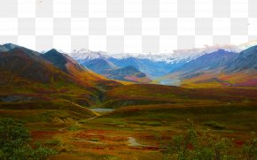 United States Denali National Park, Eleven - Denali National Park Landscape Wallpaper PNG