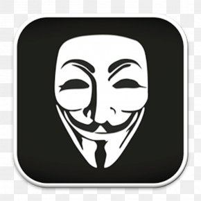 V For Vendetta - Guy Fawkes Mask V For Vendetta Anonymous PNG