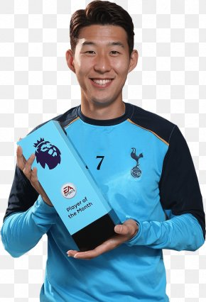 Premier League - Son Heung-min Tottenham Hotspur F.C. South Korea National Football Team Premier League Player Of The Month PNG