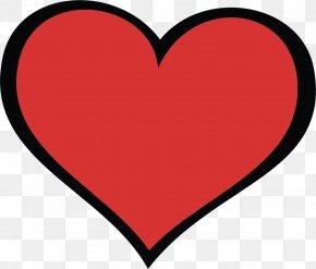 Heart - Love Heart Social Media Clip Art PNG