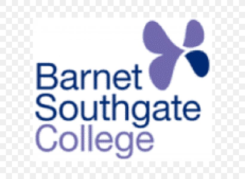 Barnet And Southgate College Student University Further Education, PNG, 600x600px, College, Academic Degree, Area, Blue, Brand Download Free