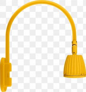 Light - Lighting Yellow Reflector PNG