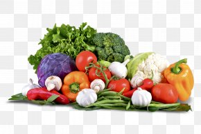 Healthy Food - Organic Food Broccoli Cauliflower Vegetable PNG