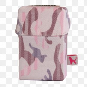 Tobacco Pouch - Pink M PNG