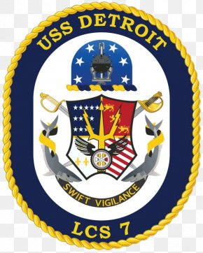 USS Detroit (LCS-7) Freedom-class Littoral Combat Ship United States Navy PNG
