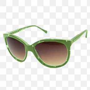 A Pair Of Sunglasses - Goggles Sunglasses PNG