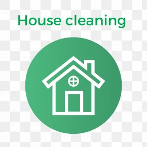House - Housekeeping Cleaner Real Estate Maid Service PNG