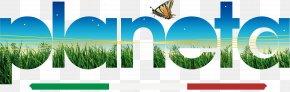 Energy - Logo Green Energy Grasses Brand PNG