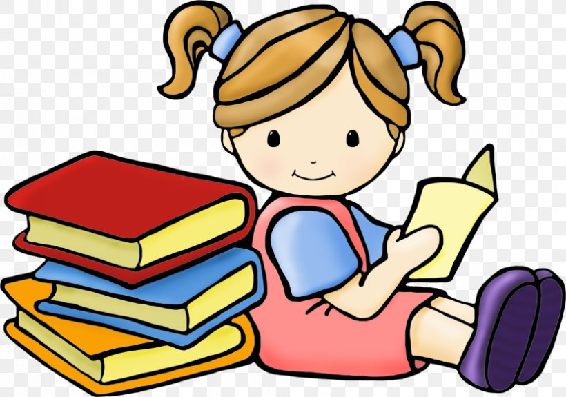 Child Reading Free Content Clip Art Png 830x583px Child