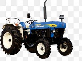 Holland - John Deere New Holland Agriculture Tractor Skid-steer Loader Massey Ferguson PNG