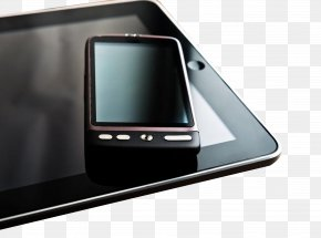 Tablet And Mobile Phone - IPad Mobile Phone Telephone Google Images PNG
