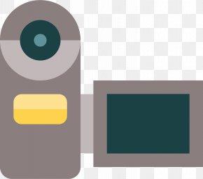 Cartoon Camera - Video Camera Icon PNG